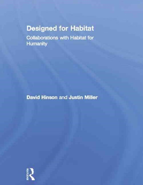 Designed for Habitat