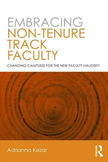 Embracing Non-Tenure Track Faculty