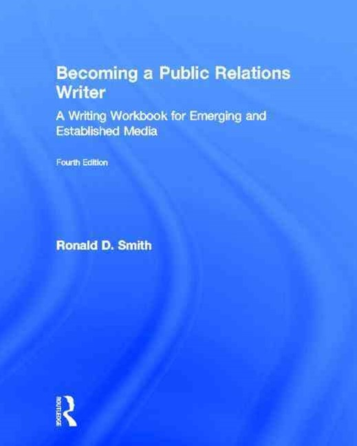 Becoming a Public Relations Writer