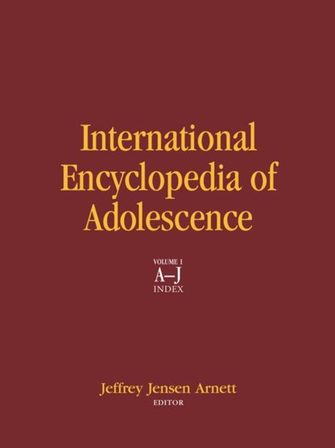 International Encyclopedia of Adolescence