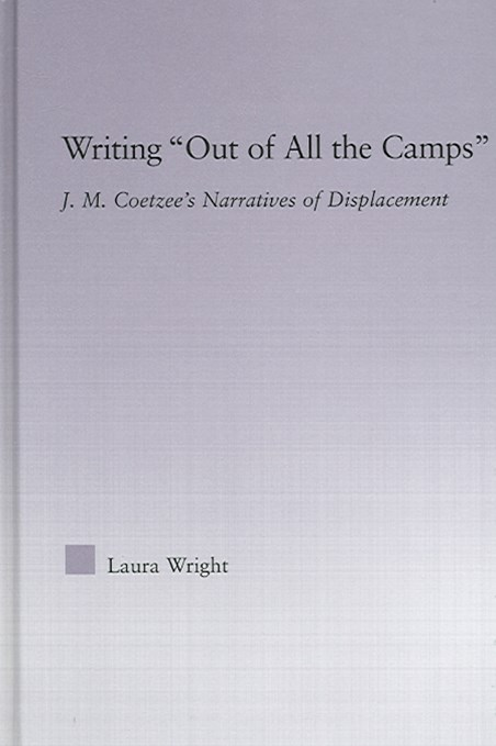 Writing 'Out of All the Camps'