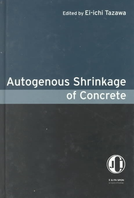 Autogenous Shrinkage of Concrete