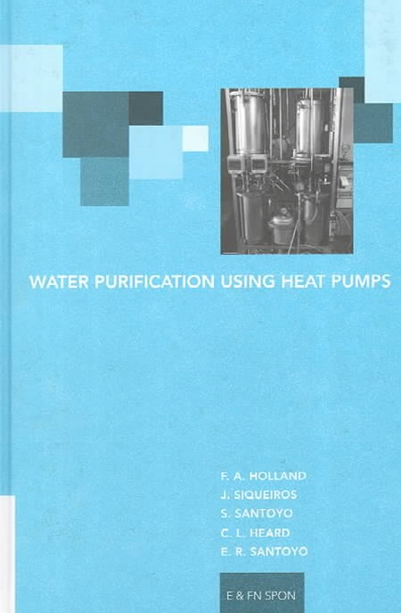 Water Purification Using Heat Pumps