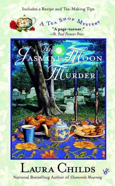 The Jasmine Moon Murder: A Tea Shop Mystery Book 5