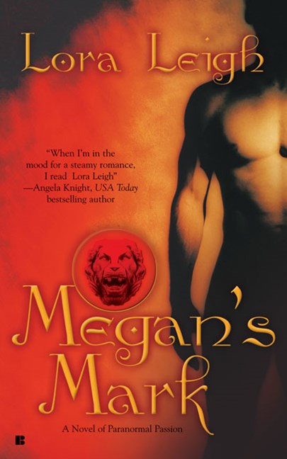 Megan's Mark: A Novel Of The Breeds Book 7