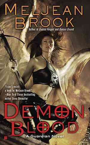 Demon Blood: A Guardian Novel V6