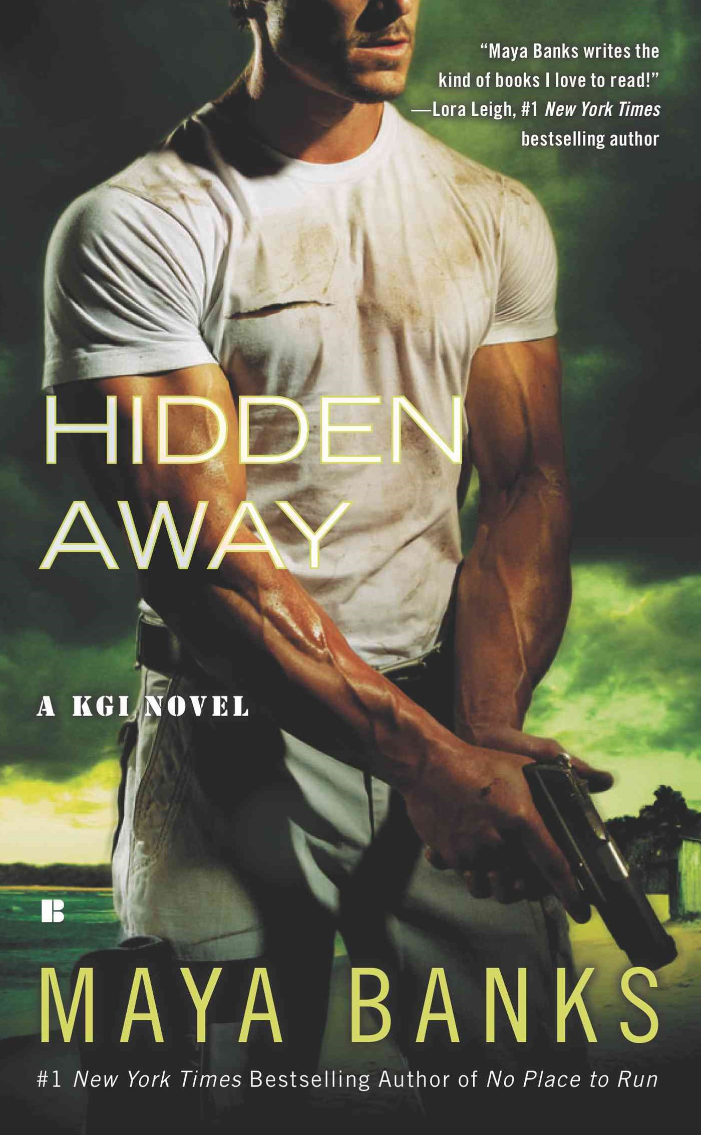Hidden Away: A Kgi Novel Book 3