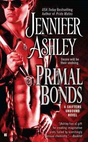 Primal Bonds: Shifters Unbound Book 2