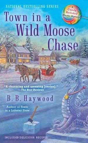 Town in a Wild Moose Chase
