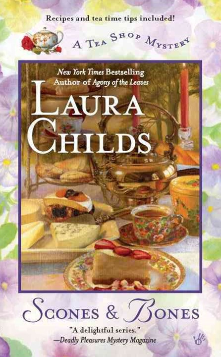 Scones & Bones: A Tea Shop Mystery Book 12