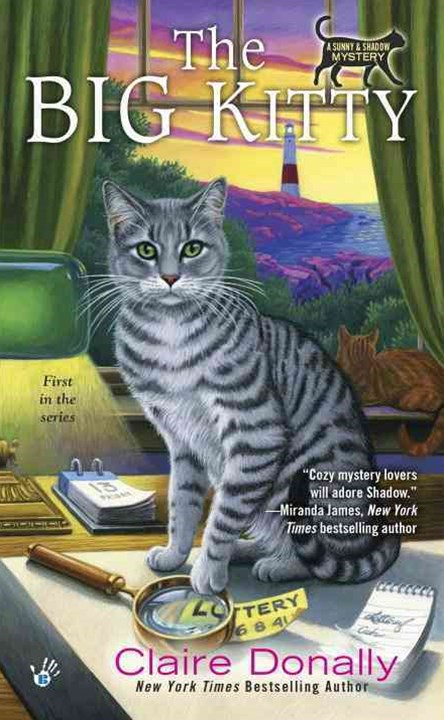 The Big Kitty: A Sunny & Shadow Mystery Book 1