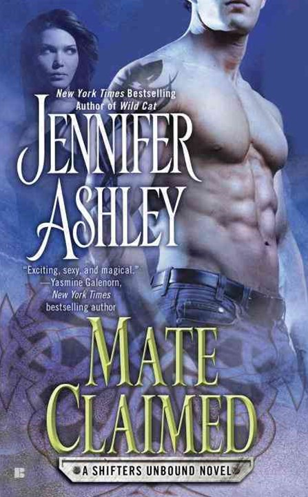 Mate Claimed: Shifters Unbound Book 4