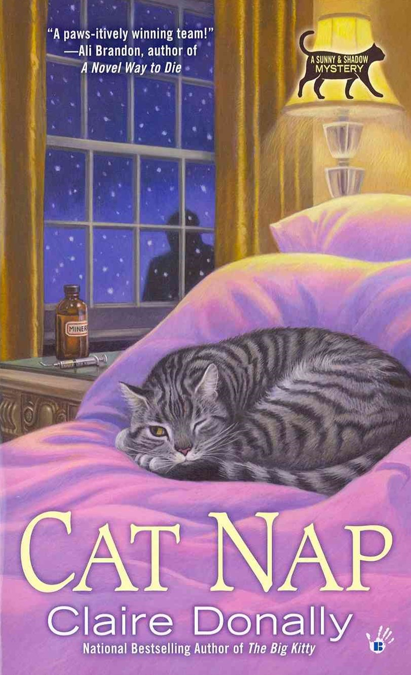 Cat Nap: A Sunny & Shadow Mystery Book 2