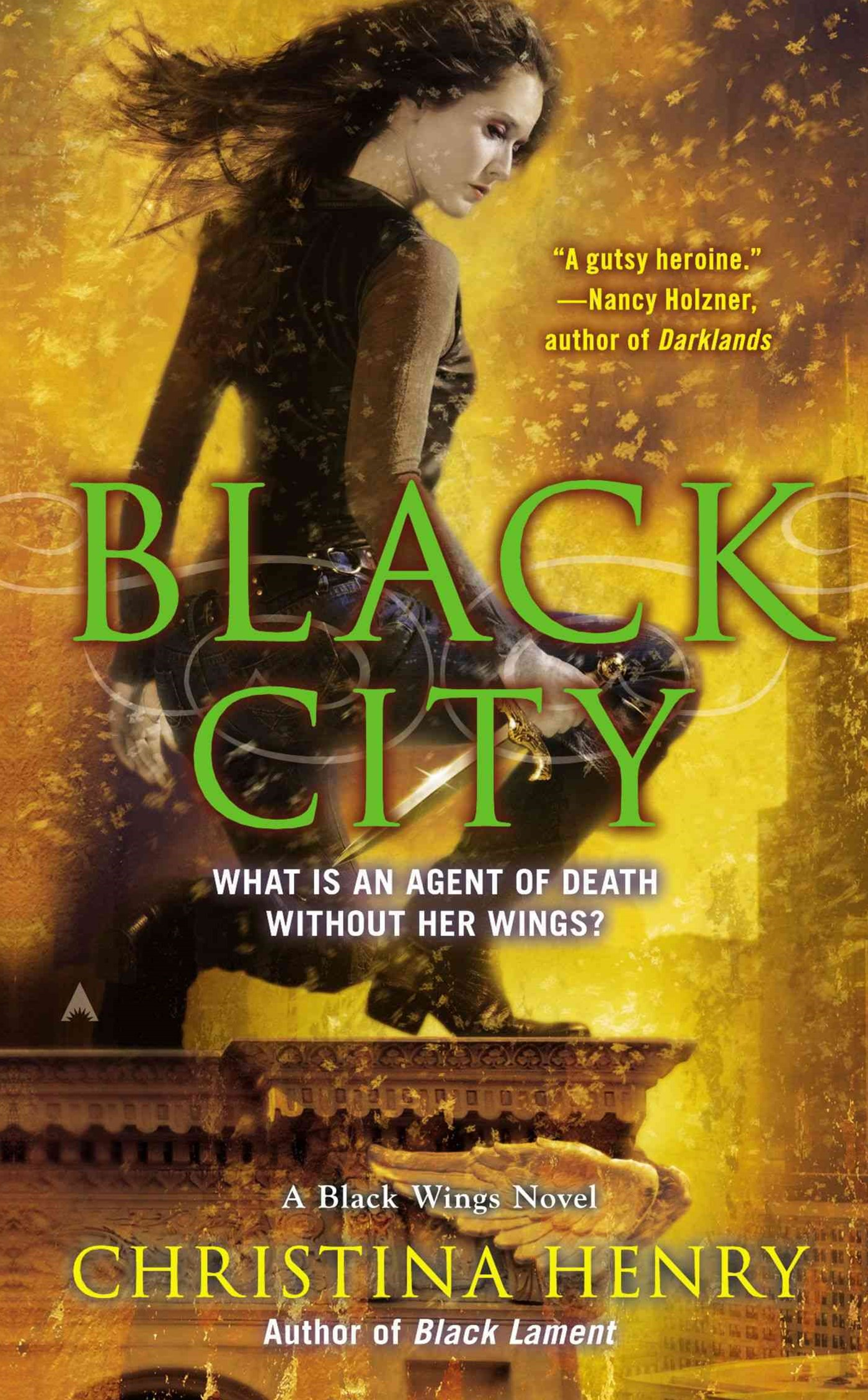 Black City: A Black Wings Novel Book 5