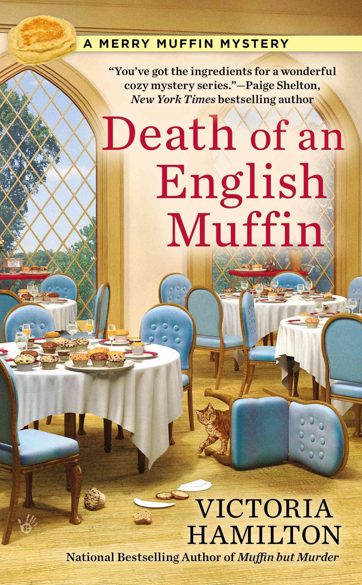 Death Of An English Muffin: A Merry Muffin Mystery Book 3