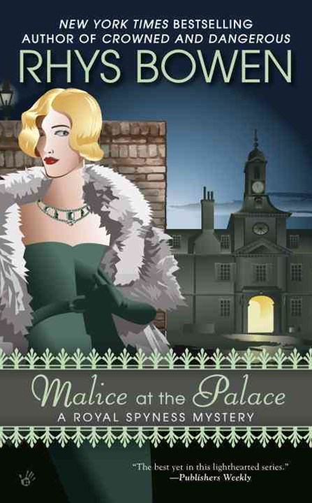 Malice at the Palace