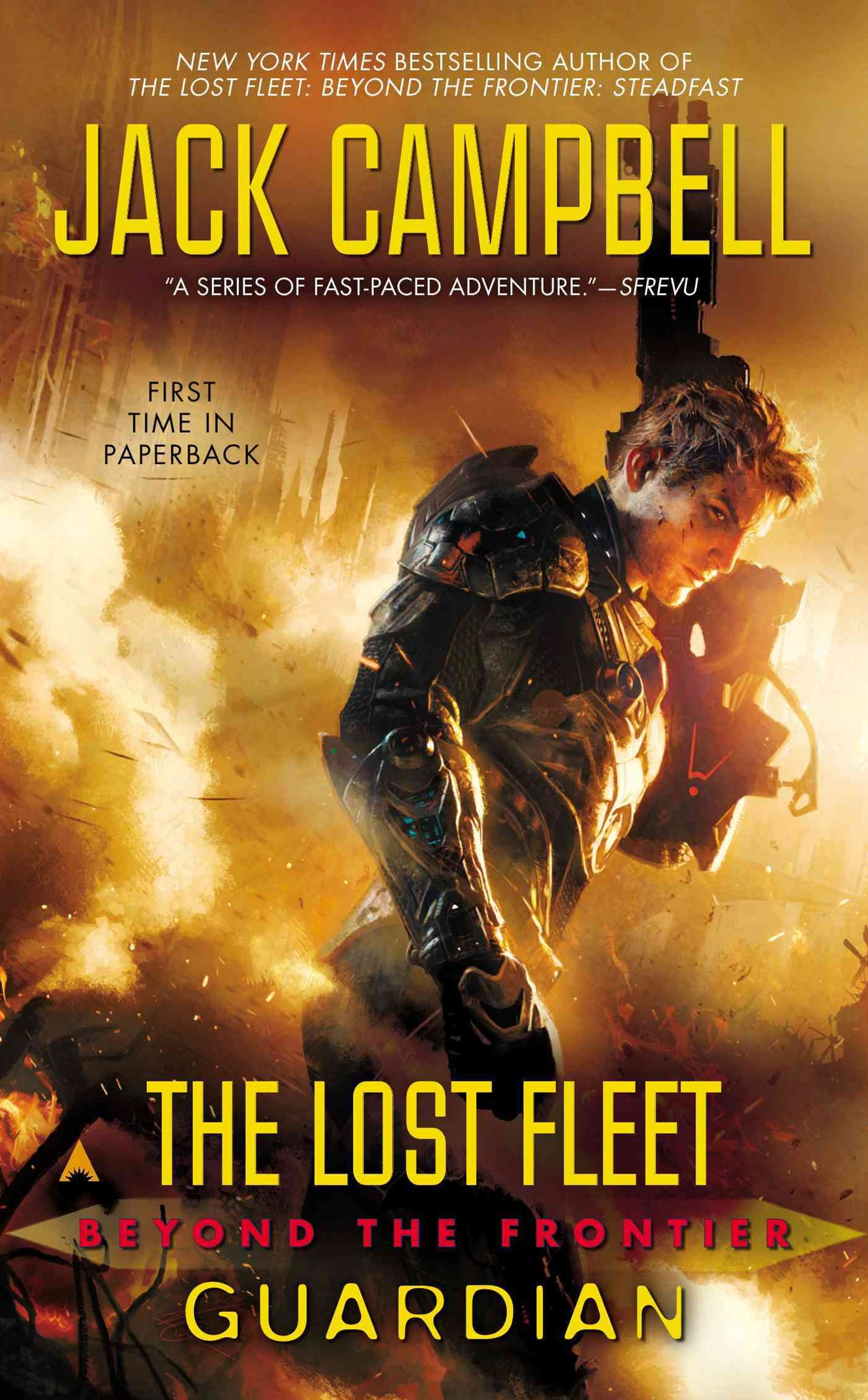 The Lost Fleet: Beyond the Frontier: Guardian