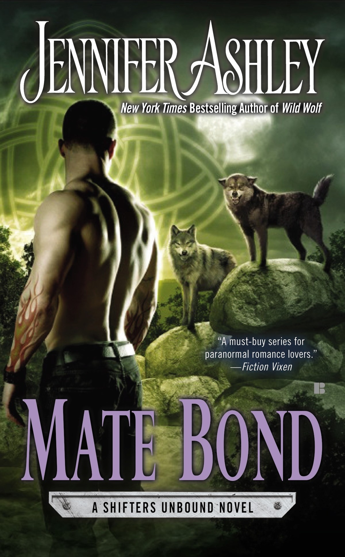 Mate Bond: Shifters Unbound Book 7