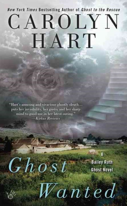 Ghost Wanted: Ruth Bailey Book 2