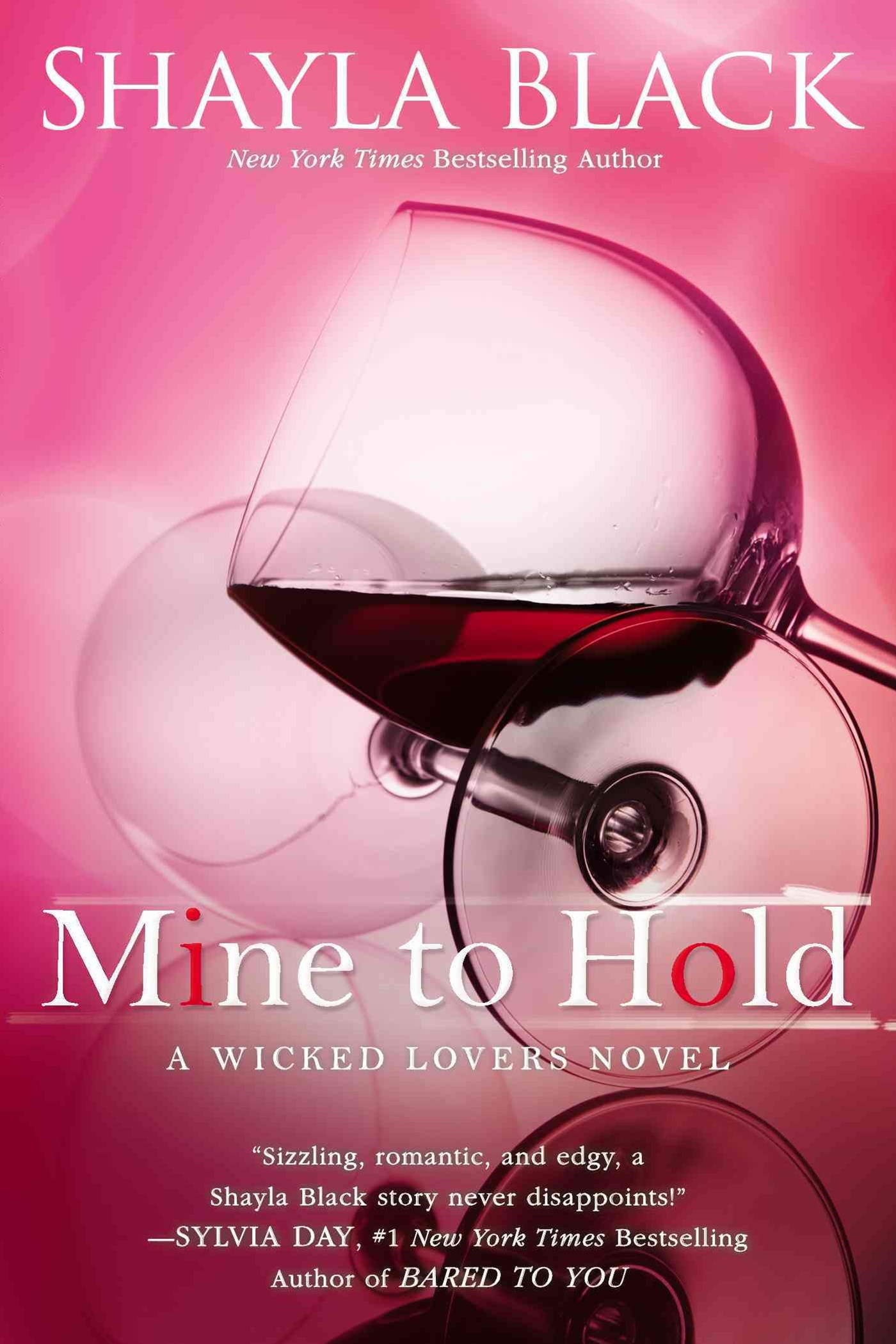 Mine To Hold: A Wicked Lovers Novel