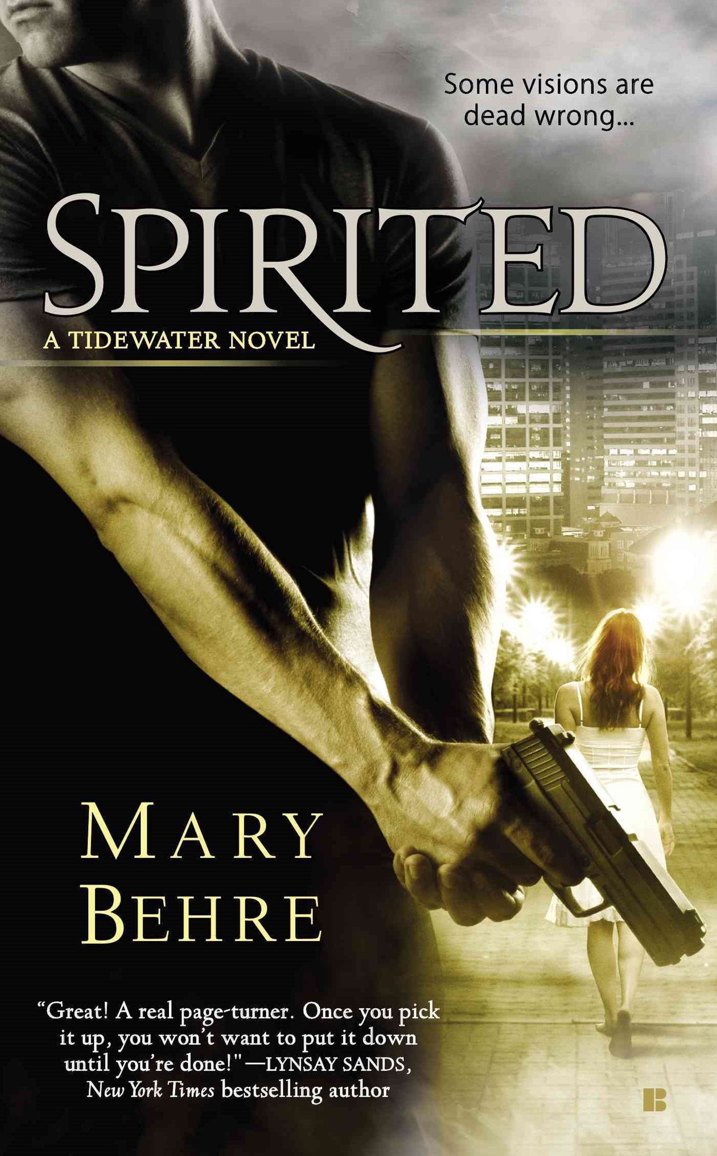 Spirited: Tidewater Book 1
