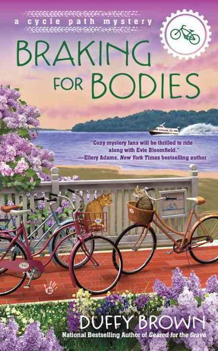 Braking For Bodies: A Cycle Path Mystery Book 2