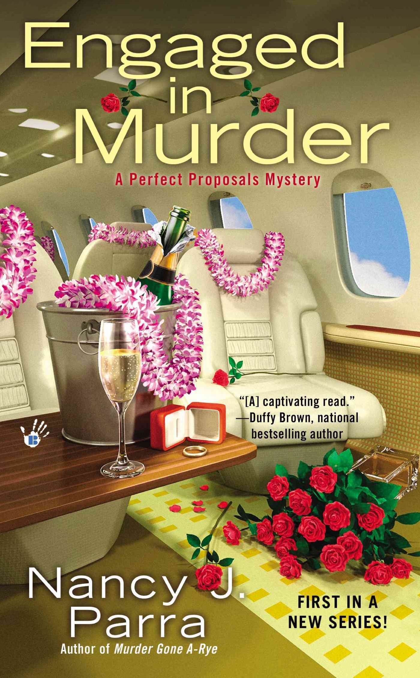 Engaged in Murder: A Perfect Proposals Mystery Book 1