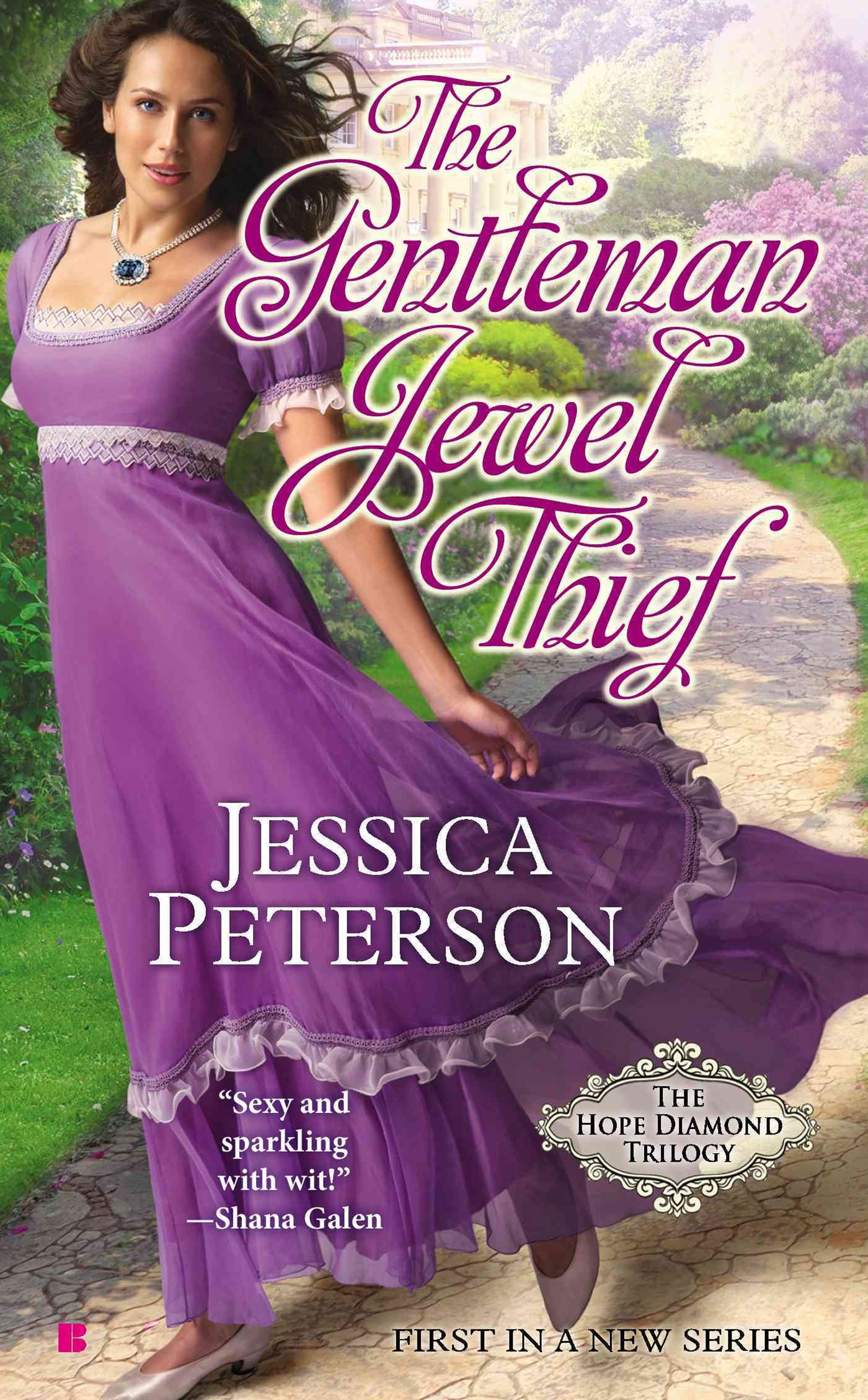 The Gentleman Jewel Thief: The Hope Diamond Trilogy Book 1