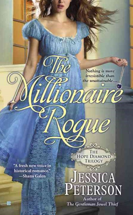 The Millionaire Rogue: The Hope Diamond Trilogy Book 2