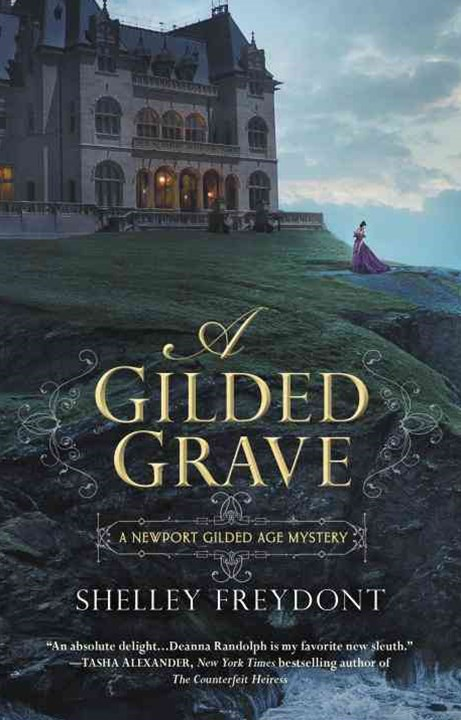 A Gilded Grave: Newport Gilded Age Book 1