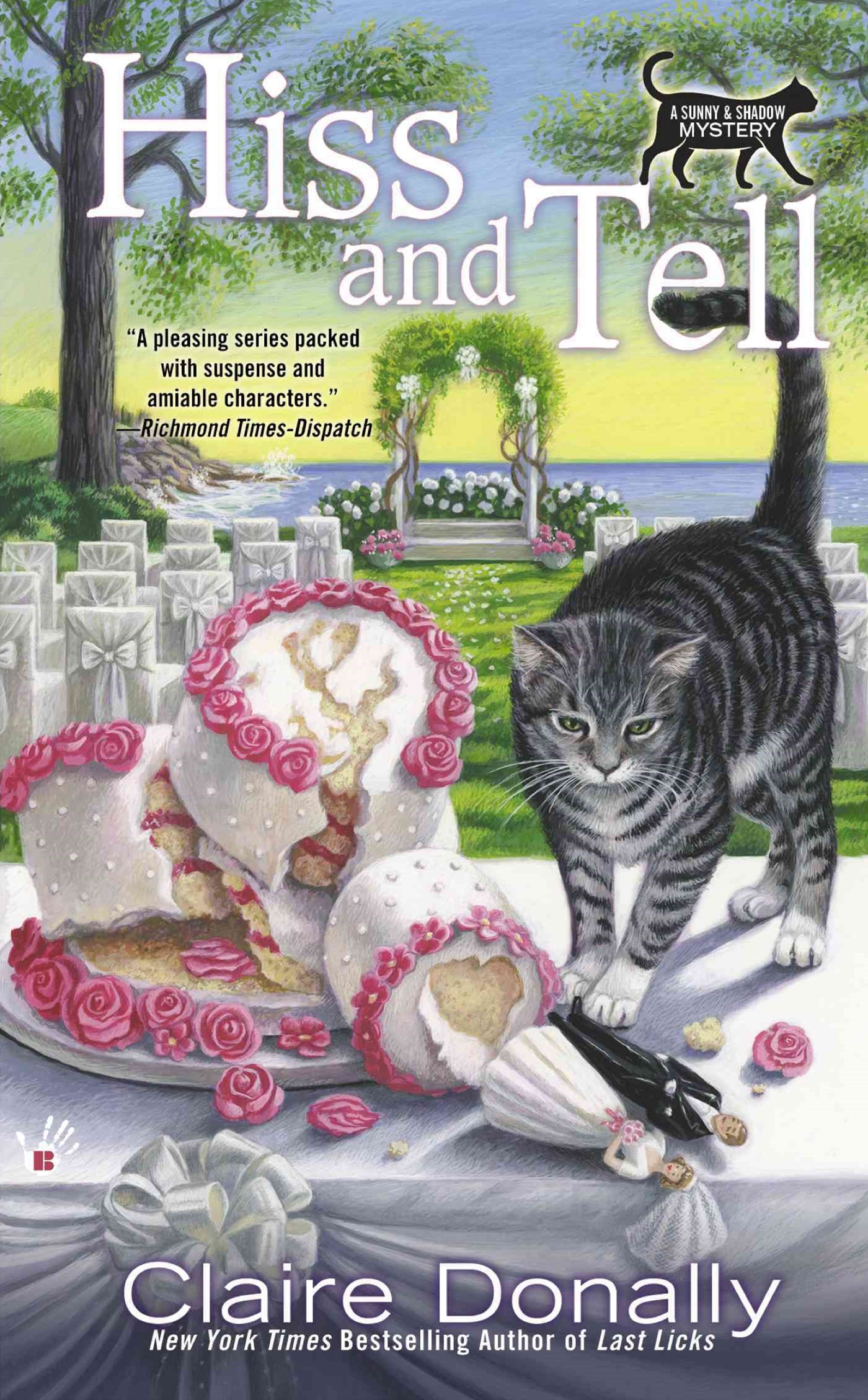 Hiss And Tell: A Sunny & Shadow Mystery Book 4