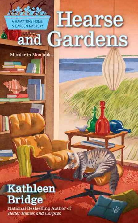Hearse And Gardens : A Hamptons Home & Garden Mystery Book 2