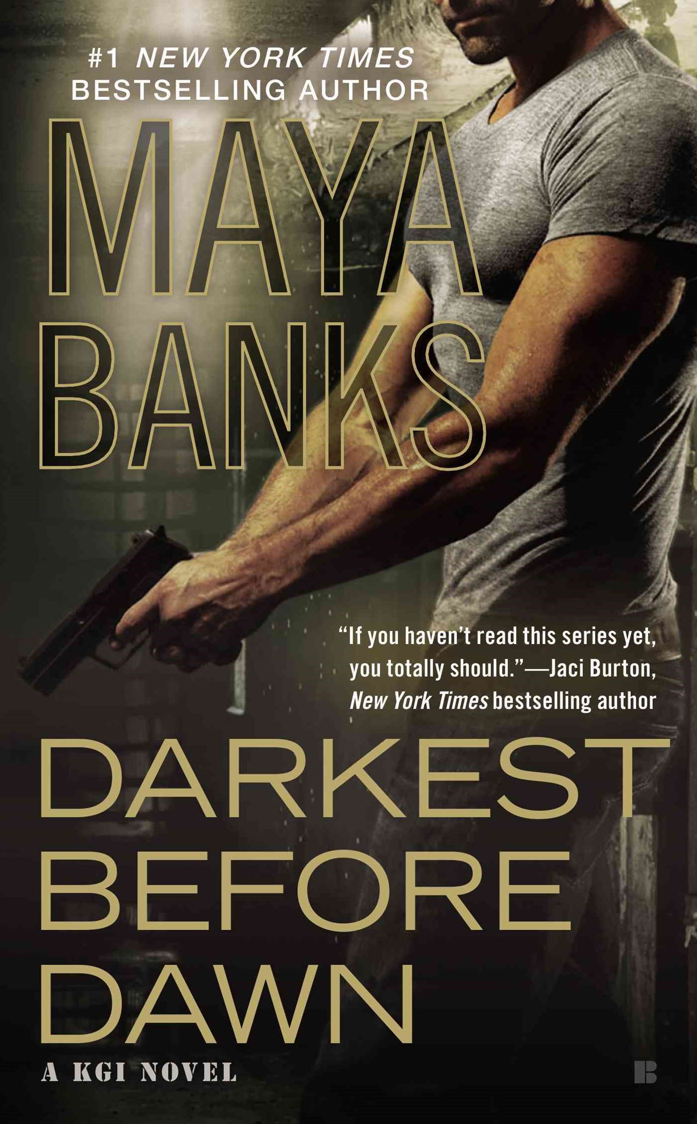 Darkest Before Dawn: A KGI Novel Book 10