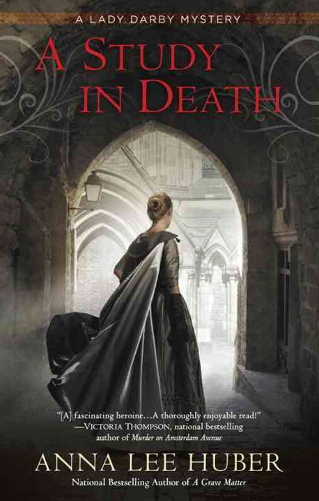 A Study in Death: A Lady Darby Mystery Book 4
