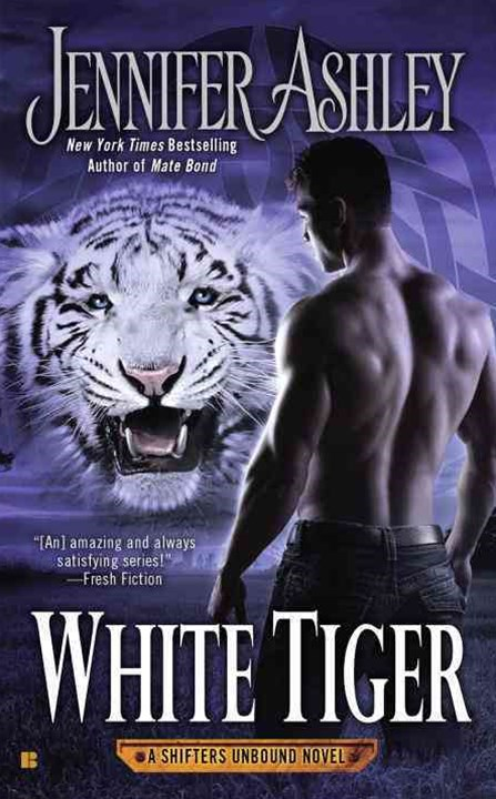 White Tiger: Shifters Unbound