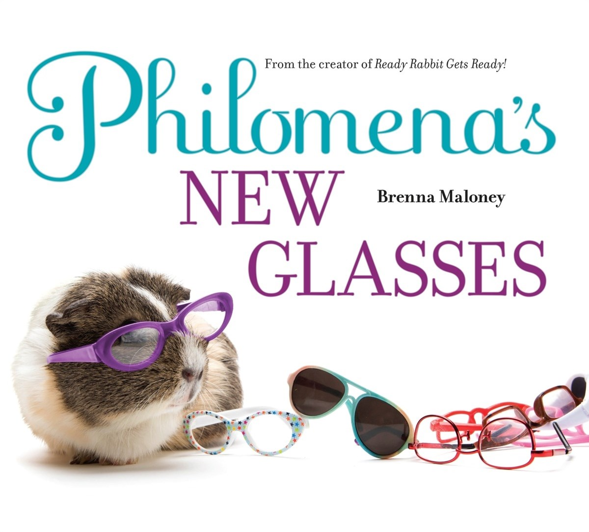 Philomena's New Glasses