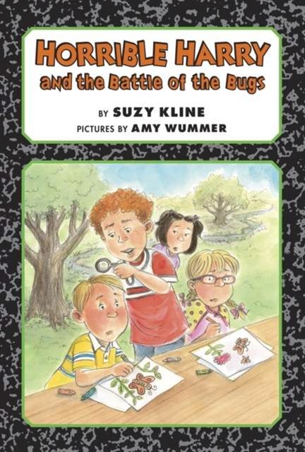 (ebook) Horrible Harry and the Battle of the Bugs