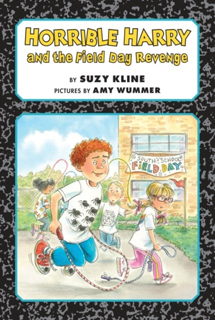 (ebook) Horrible Harry and the Field Day Revenge!