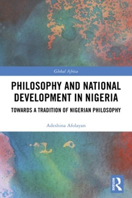 Philosophy and National Development in Nigeria