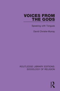(ebook) Voices from the Gods - Religion & Spirituality Christianity