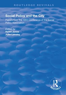 (ebook) Social Policy and the City - Social Sciences