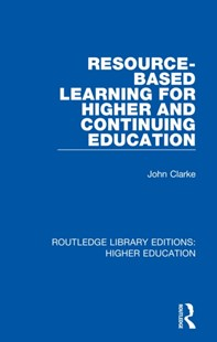 (ebook) Resource-Based Learning for Higher and Continuing Education - Education Teaching Guides