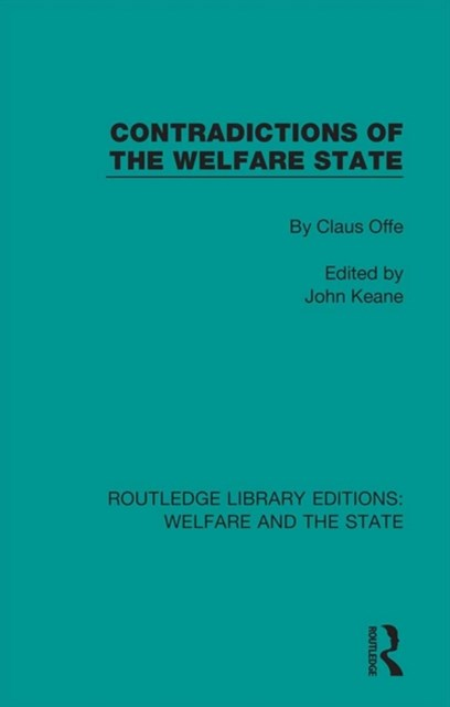 (ebook) Contradictions of the Welfare State