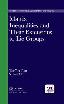 Matrix Inequalities and Their Extensions to Lie Groups