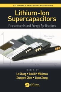 (ebook) Lithium-Ion Supercapacitors - Science & Technology Chemistry