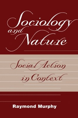 (ebook) Sociology And Nature