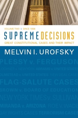 (ebook) Supreme Decisions, Volume 2