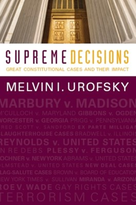 (ebook) Supreme Decisions, Combined Volume