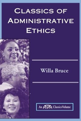 (ebook) Classics Of Administrative Ethics