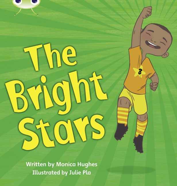 Phonics Bug Phase 4: The Bright Stars (Reading Level 6-8/F&P Level D-E)